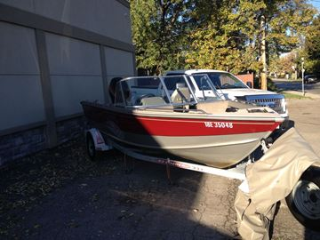 Picture of 2001 Lund 1600 Pro Sport