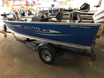 Picture of 2011 Lund 1600 Alaskan SS