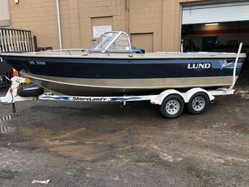 Picture of 1995 Lund 2100 Baron