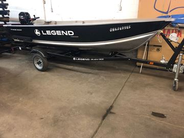 Picture of 2018 Legend 14' Wide Body